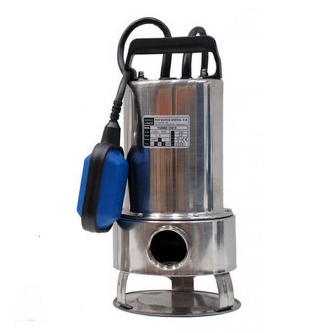 Bomba sumergible achique aguas sucias y fecales fx con boya - Bombas de agua sumergibles pequenas ...